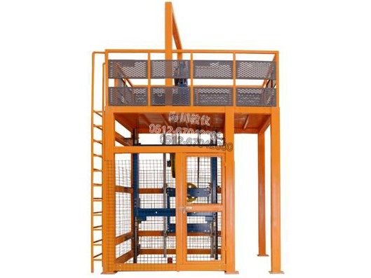 电梯曳引机-限速器安全钳联动保护教学演示装置产品图片