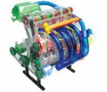 发动机透明解刨模型 HC-JP-FDJ1型产品图片