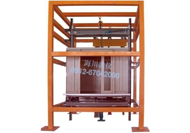 电梯井道设施安装与调试实训考核装置产品图片