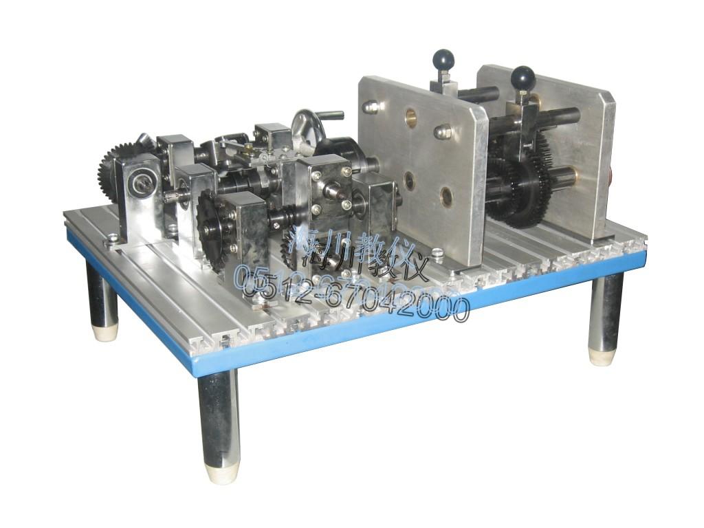 便携式机械系统传动创新组合设计实验台产品图片
