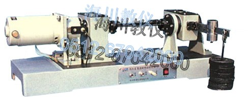齿轮传动效率综合实验台产品图片