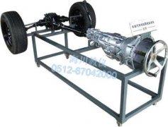 HC-QDC-B型 汽车动力传动系统实训台(后驱动式)产品图片