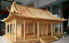 古建筑模型产品图片
