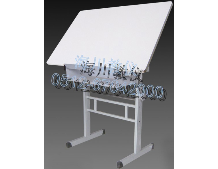 高度角度无极调节绘图桌产品图片
