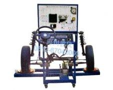 HC-QZX-D2型 电控液压助力转向与前悬挂实训装置产品图片