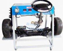 HC-QZX-C型  电控(电动)助力转向与前悬挂实训装置产品图片