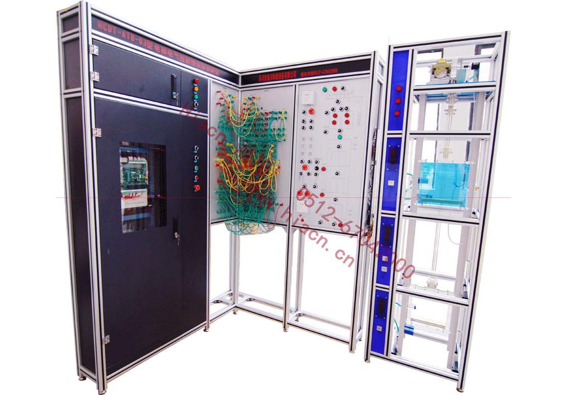 电梯电气控制维保实训装置产品图片
