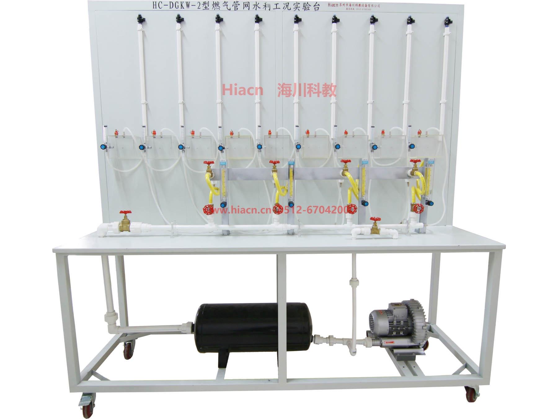 燃气管网水利工况实验台产品图片
