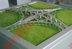 城市道路、桥梁、地铁及轻轨模型产品图片