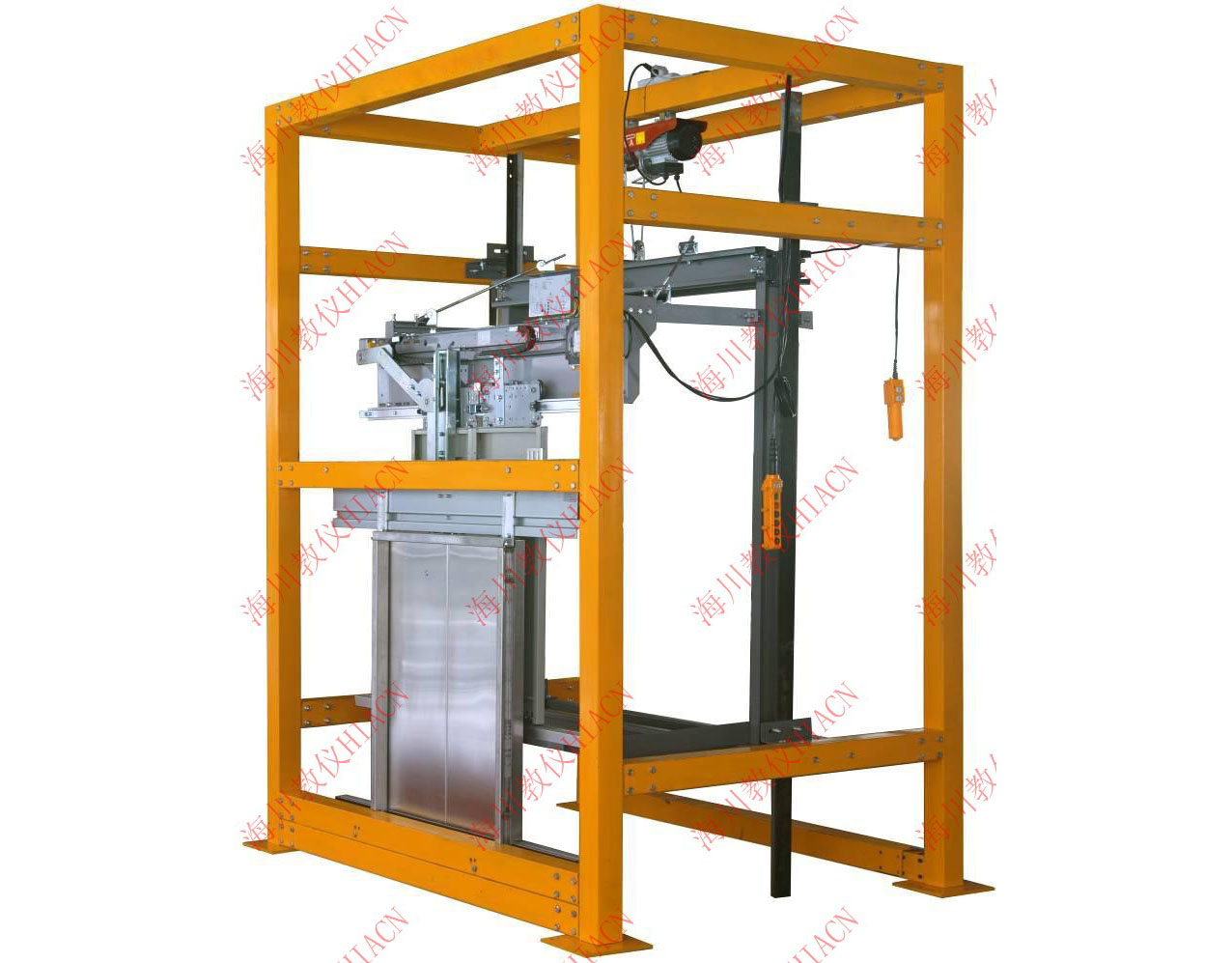 电梯门机构安装与调试实训考核装置产品图片