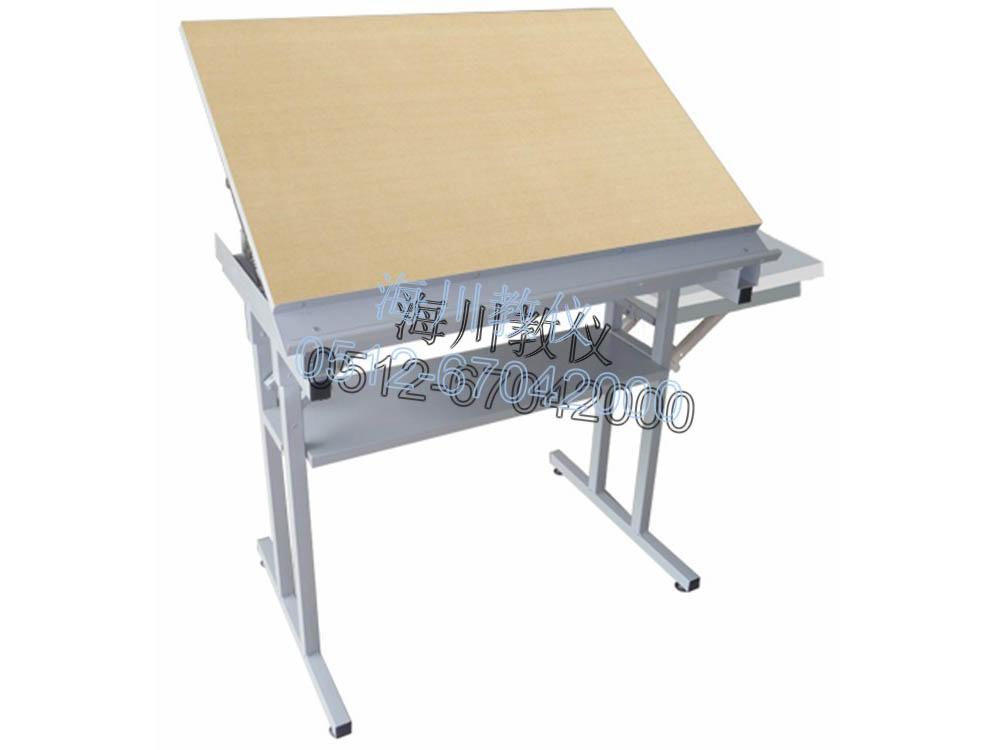 带折叠板绘图桌(制图桌)产品图片