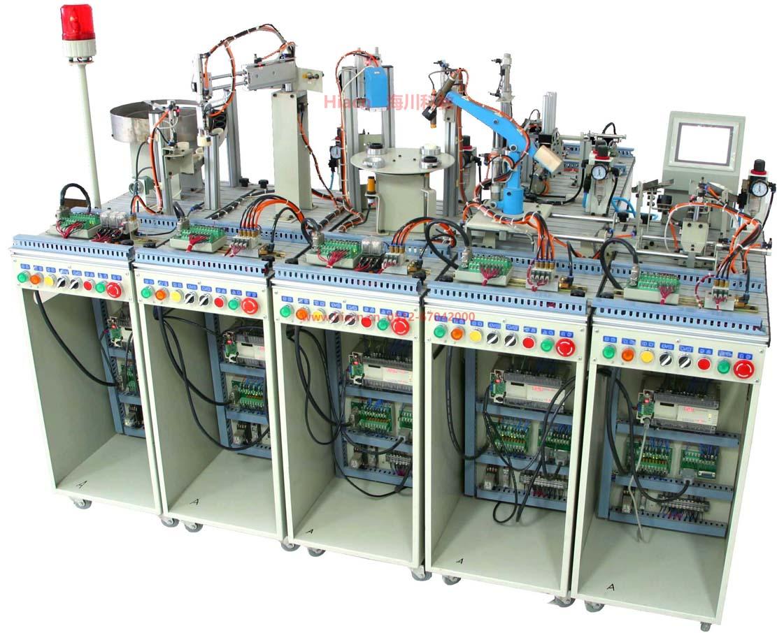 柔性生产线教学装置实训系统产品图片