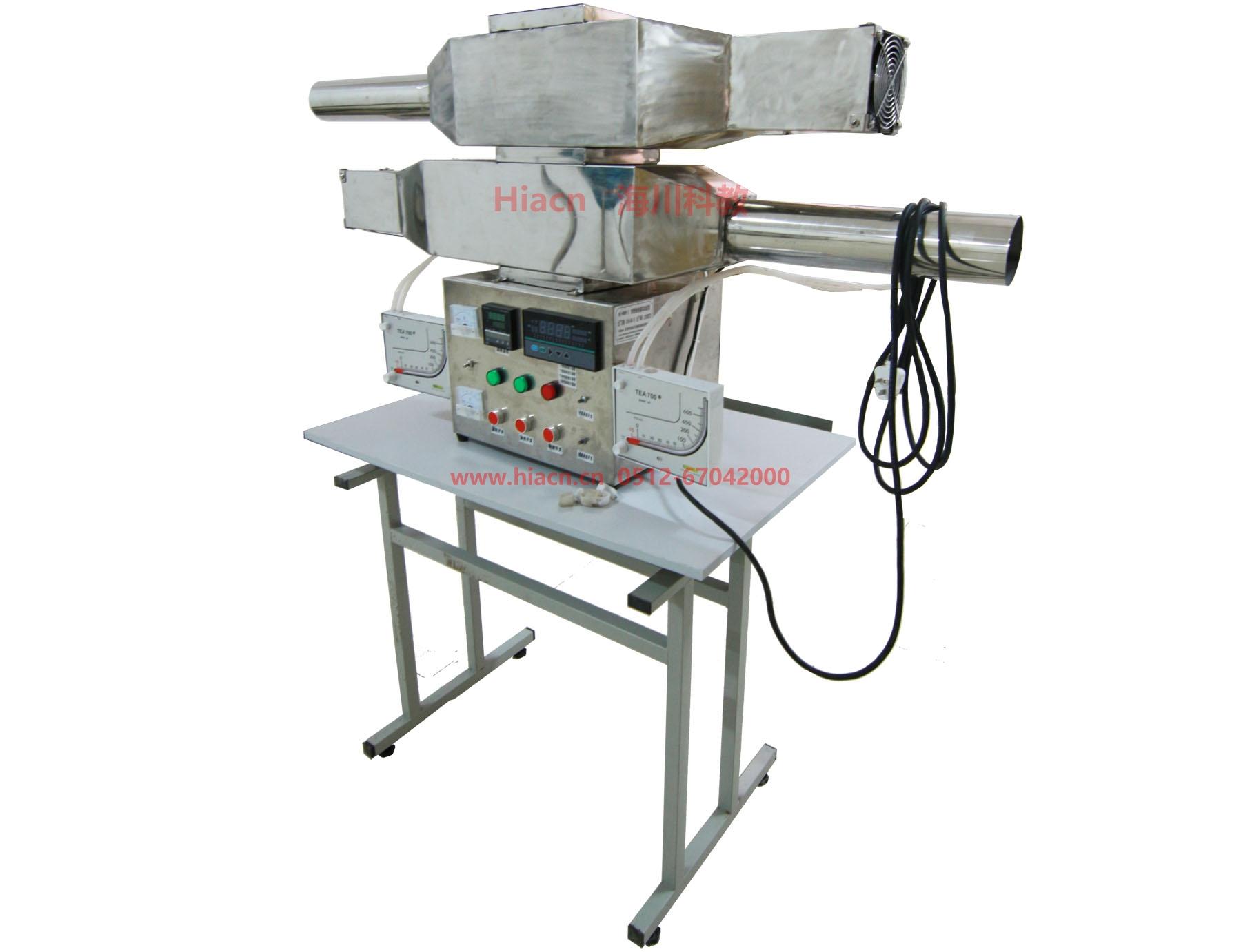 热管换热器实验装置产品图片