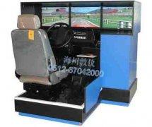 HC-QMN-F型 豪华型宽视角三屏驾驶模拟器产品图片