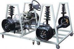 HC-QGZ-A型  汽车整车构造与传动实训台产品图片
