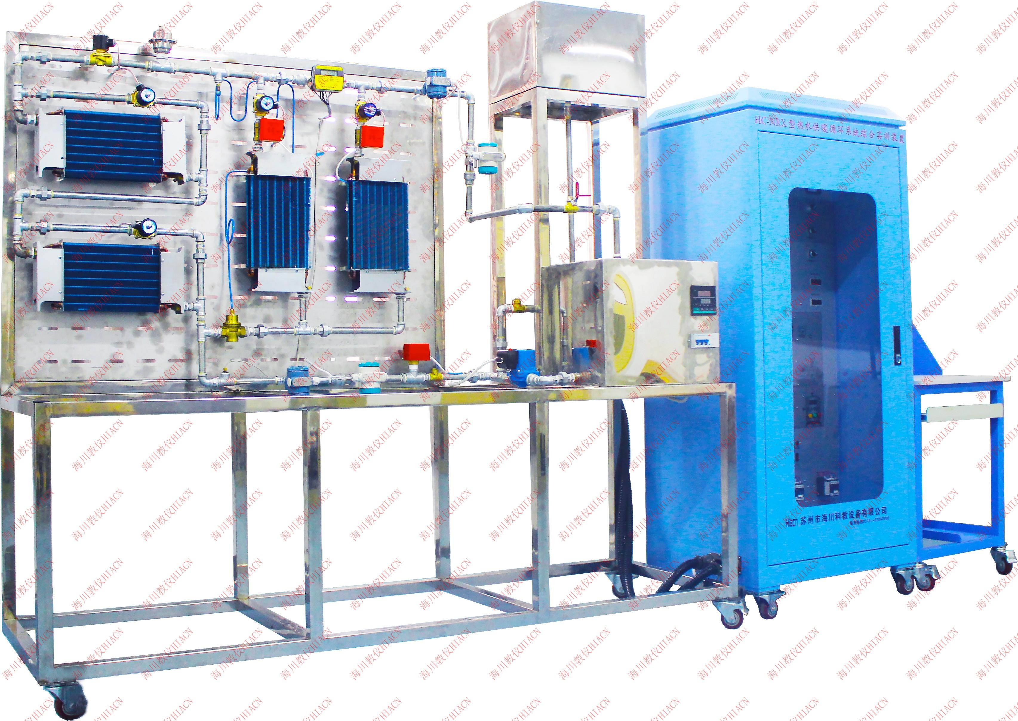 热水供暖循环系统综合实训装置产品图片