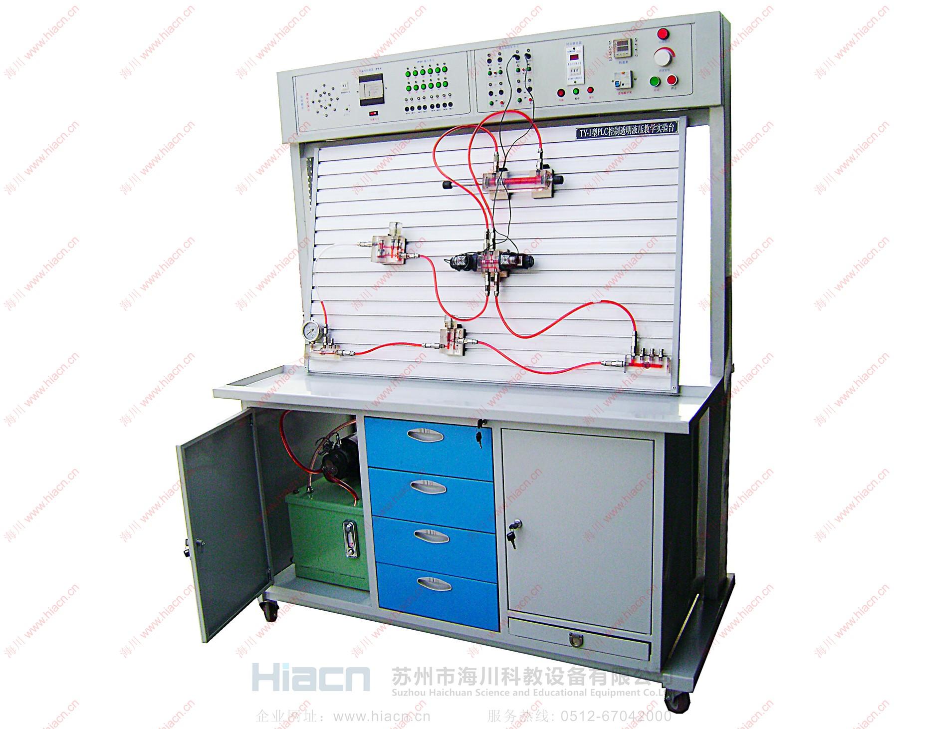透明液压实验台产品图片