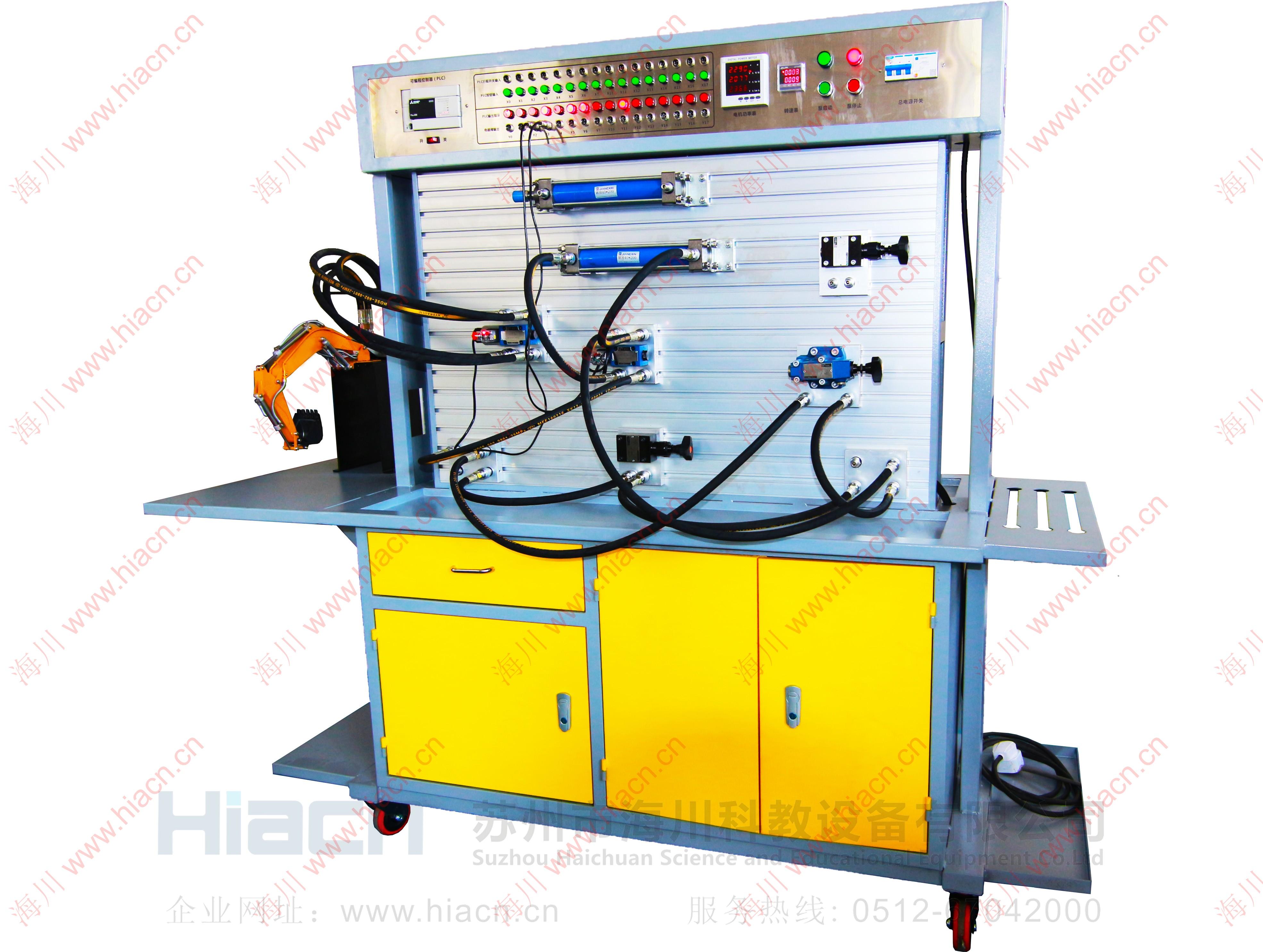 双面工业液压综合教学实验台产品图片